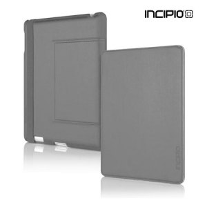 Incipio LGND Slim Folio for iPad 4 / 3 / 2 - Grey