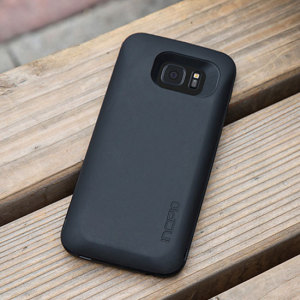 Incipio offGRID Samsung Galaxy S7 Battery Case - Black