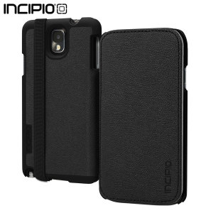 Incipio Watson Wallet Case for Samsung Galaxy Note 3 - Black