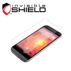 InvisibleSHIELD Edge-to-Edge Original Protector for HTC One M8