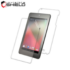 InvisibleShield Full Body Protector for Google Nexus 7 2013