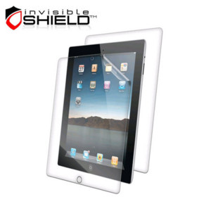 InvisibleSHIELD Full Body Protector for iPad 4 / 3 / 2