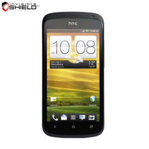 InvisibleSHIELD Full Body Protector - HTC One S