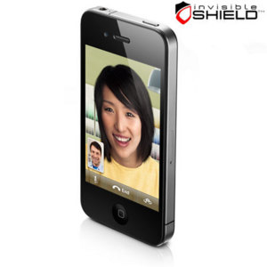 InvisibleSHIELD Full Body Protector - iPhone 4S / 4