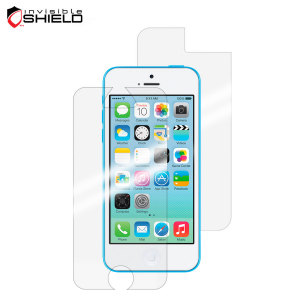 InvisibleSHIELD Full Body Protector - iPhone 5C