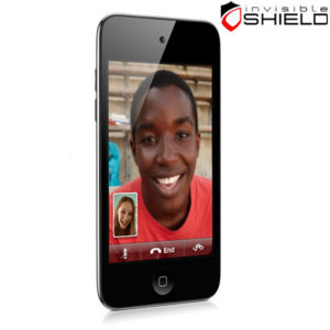 InvisibleSHIELD Full Body Protector - iPod Touch 4G