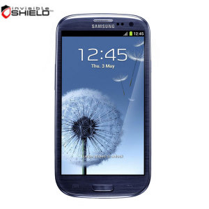 InvisibleSHIELD Full Body Protector Samsung Galaxy S3