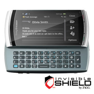 InvisibleSHIELD Maximum Coverage SHIELD - Sony Ericsson Vivaz Pro