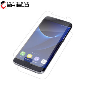 InvisibleShield Samsung Galaxy S7 Edge HD Full Body Screen Protector