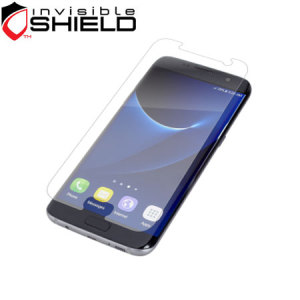 InvisibleShield Samsung Galaxy S7 Edge HD Screen Protector