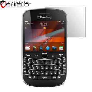InvisibleSHIELD Screen Protector - BlackBerry 9900