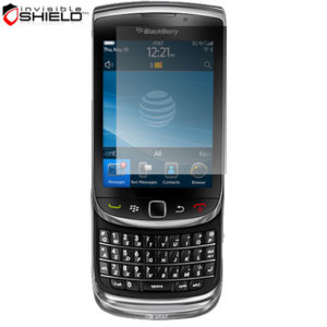InvisibleSHIELD Screen Protector - Blackberry Torch 9800