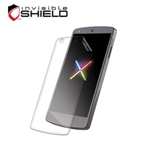 InvisibleSHIELD Screen Protector for LG Nexus 5