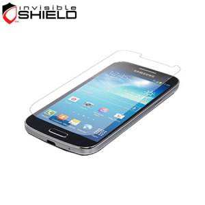 InvisibleSHIELD Screen Protector for Samsung Galaxy S4 Mini