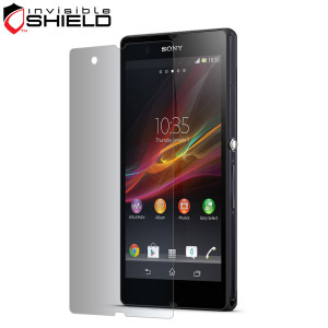 InvisibleSHIELD Screen Protector for Sony Xperia Z