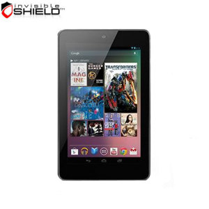 InvisibleSHIELD Screen Protector - Google Nexus 7