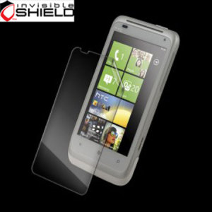 InvisibleSHIELD Screen Protector - HTC Radar