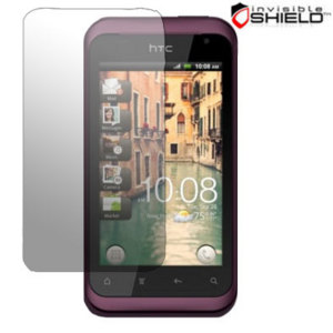 InvisibleSHIELD Screen Protector - HTC Rhyme