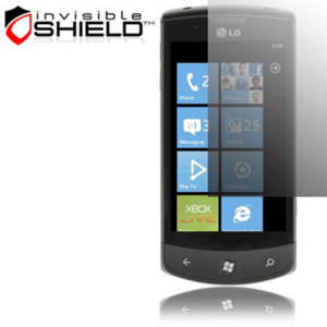 InvisibleSHIELD Screen Protector - LG Optimus 7