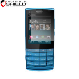 InvisibleSHIELD Screen Protector - Nokia X3-02 Touch And Type