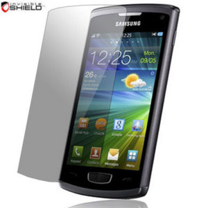 InvisibleSHIELD Screen Protector - Samsung Wave 3 GT-S7230