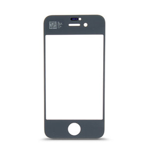 iPhone 4S Replacement Glass Lens - Black