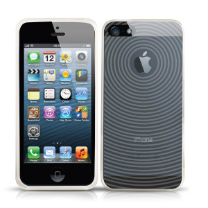 iPhone 5S / 5 Silicone Case - Circles