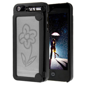 iPhone 5S / 5 Sketch Board Back Case - Black