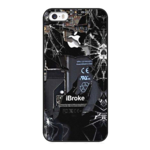iPhone 6S / 6 Hard Shell Case - Cracked Design
