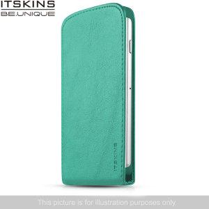 ITSKINS Milano Flap Wiko Bloom Flip Case - Turquoise