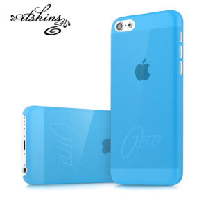 ITSKINS Zero 3 Lightweight Case for iPhone 5C - Blue