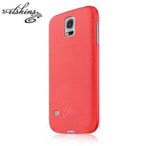 ITSKINS Zero.3 Samsung Galaxy S5 Case - Red