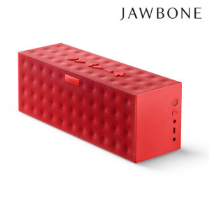 Jawbone BIG JAMBOX Wireless Speaker w/FREE Carry Case - Red Dot