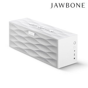 Jawbone BIG JAMBOX Wireless Speaker w/FREE Carry Case - White Wave