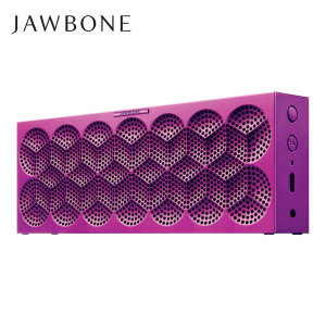 Jawbone Mini Jambox Bluetooth Speaker - Purple Snowflake