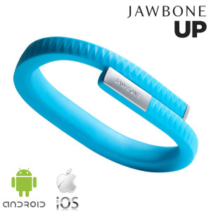 Jawbone UP Activity Tracking Wristband - Blue - Medium