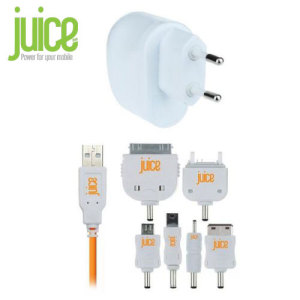 Juice Universal Dutch (EU) Charger Kit