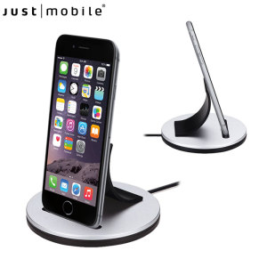 Just Mobile iPhone 5S/5C/5 and iPad Mini AluBolt Sync & Charge Dock