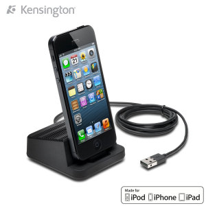 Kensington AbsolutePower Charge & Sync Apple Lightning Dock
