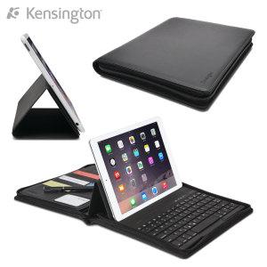 Kensington KeyFolio Executive Case for iPad Air - Black