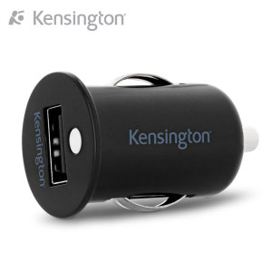Kensington PowerBolt 2.1A Single Port Car Charger