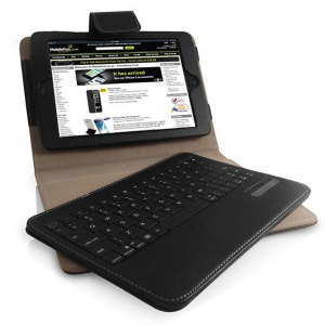 KeyCase iPad Mini Keyboard Case - Black
