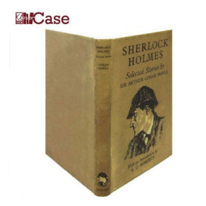 KleverCase False Book Kindle Fire - Sherlock Holmes
