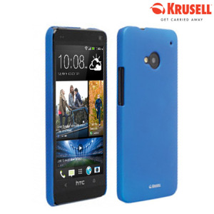 Krusell ColorCover Case for HTC One 2013 - Blue
