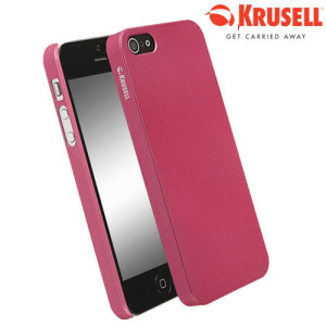 Krusell ColorCover Case For iPhone 5S / 5 - Pink