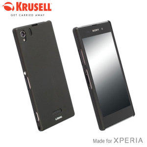 Krusell ColorCover Case for Sony Xperia Z1 - Black