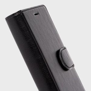 Krusell Ekero Sony Xperia X Compact 2-in-1 Folio Wallet Case - Black