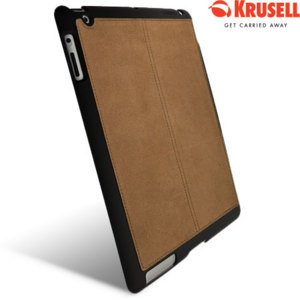 Krusell Luna Tablet UnderCover For iPad 2 - Brown