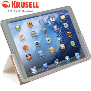 Krusell Malmo FlipCover for iPad Air 2 - White