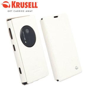 Krusell Malmo Flipcover for Nokia Lumia 1020 - White